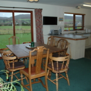 Se;f Catering Brora - The Paddock - Kitchen/Dining