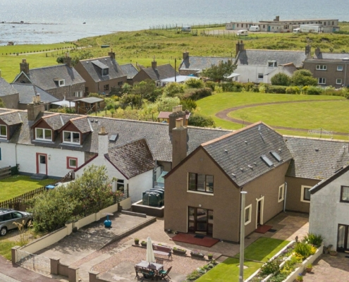 Brora Self Catering at Estuary View