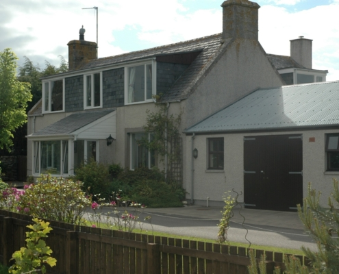 Brora Self Catering at the Old Croft