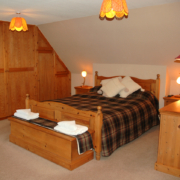 Self Catering Brora - The Old Croft Bedroom
