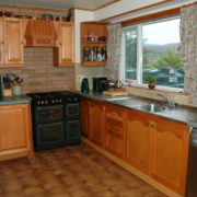 Self Catering Brora - The Old Croft Kitchen